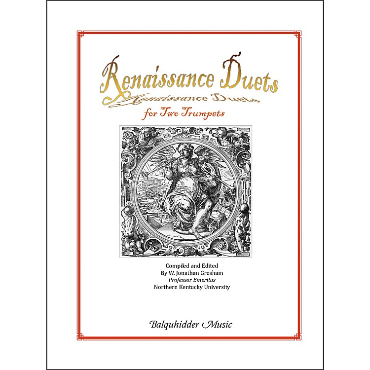Carl FischerRenaissance Duets Book