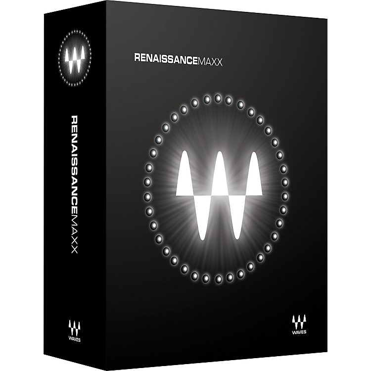 Waves Renaissance Maxx TDM Software