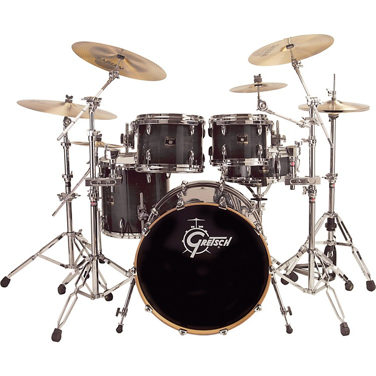 Gretsch DrumsRenown 4-Piece Shell Pack with Free 8