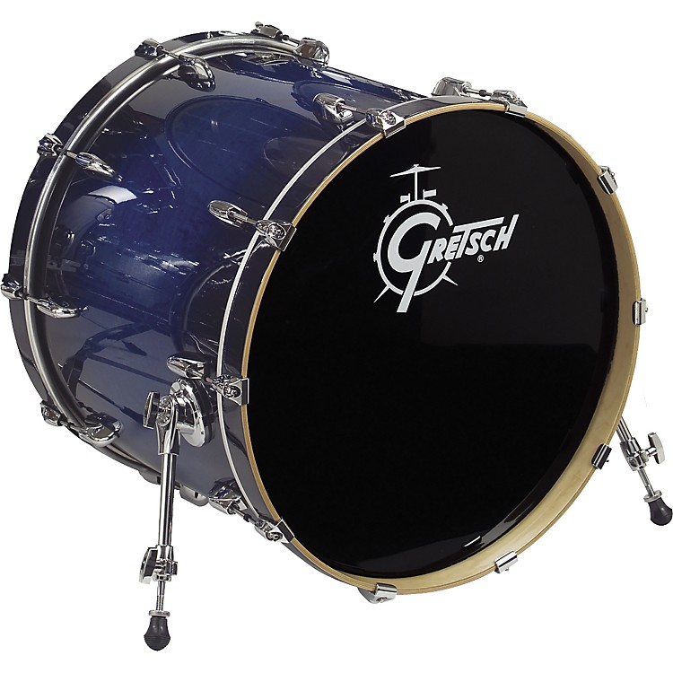 Gretsch Drums Renown Bass Drum Blue Burst 20x18
