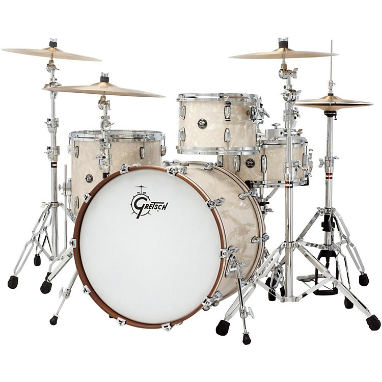 Gretsch DrumsRenown Series 3-Piece Shell PackVintage Pearl