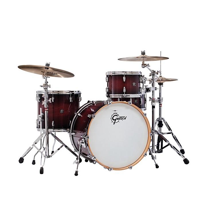 Gretsch DrumsRenown Series 3-Piece Shell Pack with 22 inch Bass DrumCherry Burst
