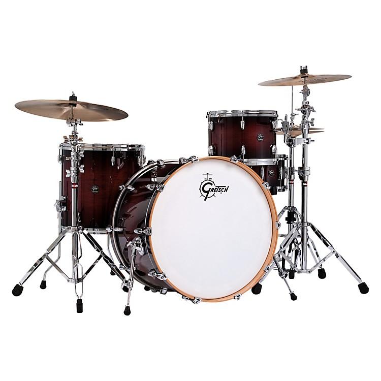 Gretsch DrumsRenown Series 3-Piece Shell Pack with 24 inch Bass DrumCherry Burst