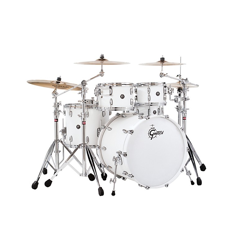 Gretsch DrumsRenown Series 4-Piece Shell Pack with 22 inch Bass Drum