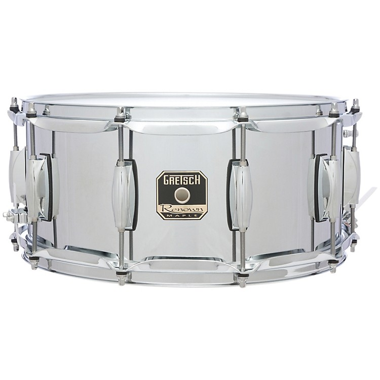 Gretsch Drums Renown Snare Drum 6.5X14 Chrome