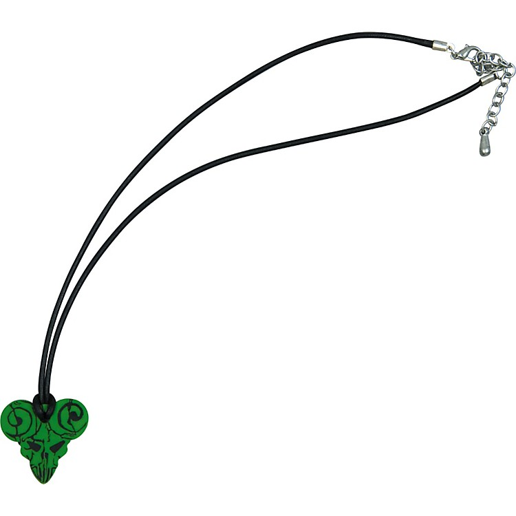 ClaytonReplica Pick of Destiny Functional Necklace