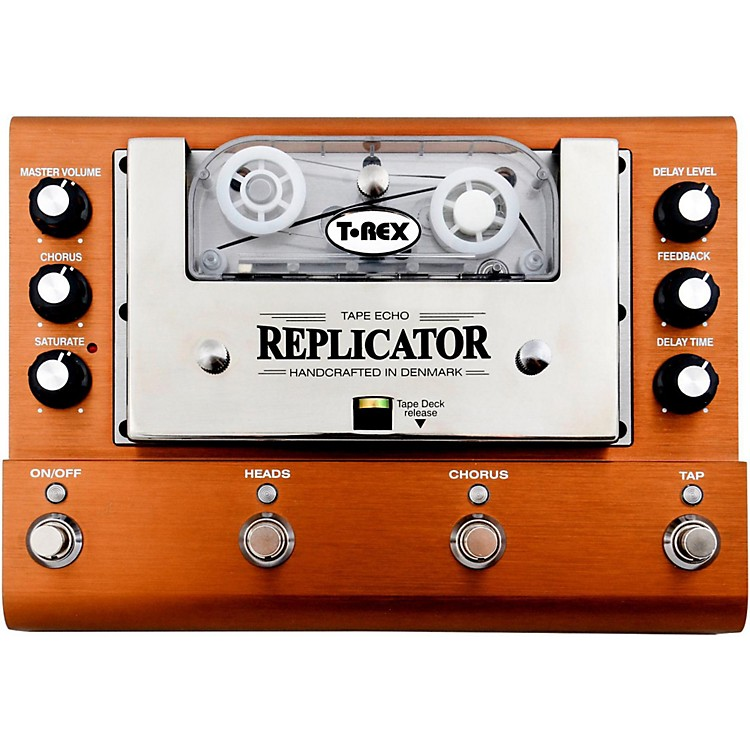T-Rex EngineeringReplicator Analog Tape Delay Guitar Effects Pedal