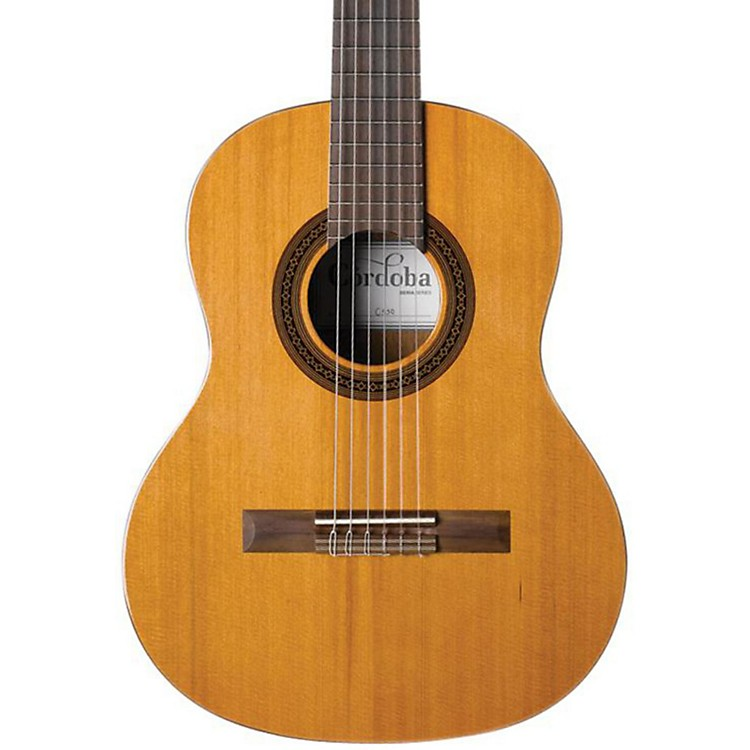 CordobaRequinto 580 1/2 Size Acoustic Nylon String Classical Guitar