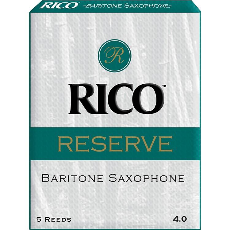 RicoReserve Baritone Saxophone ReedsStrength 4