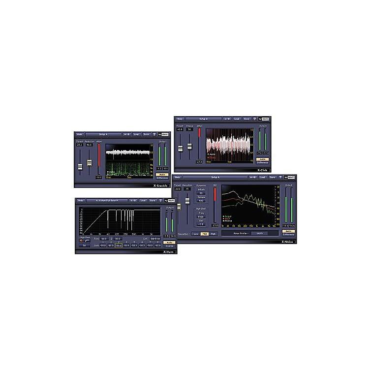 WavesRestoration TDM Plug-In Bundle Hybrid CD Win/Mac