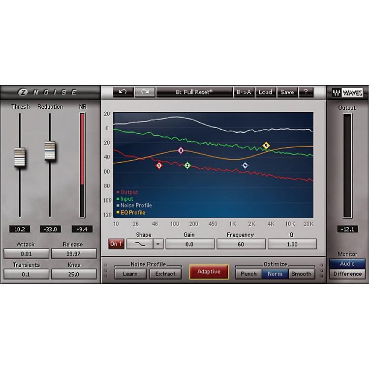 WavesRestoration TDM/SOUNDGRIDSoftware  Download