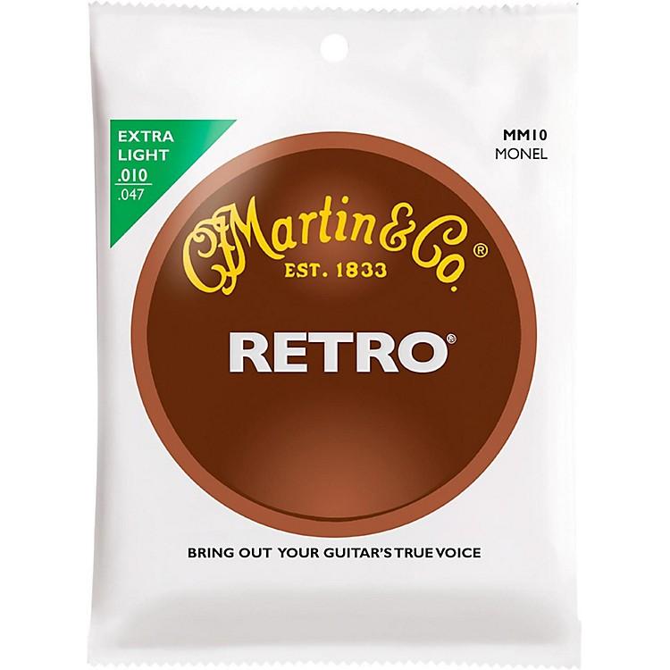 martin retro acoustic guitar strings extra light gauge. Black Bedroom Furniture Sets. Home Design Ideas