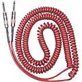 Retro Coil 20 Foot Instrument Cable Straight to Straight Assorted Colors