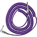 Lava Retro Coil 20-Foot Silent Instrument Cable Straight-Right Angle, Assorted Colors