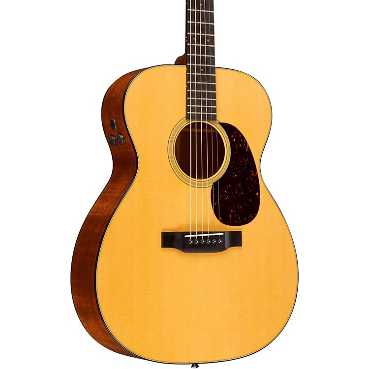 MartinRetro Series 000-18E Acoustic-Electric GuitarNatural