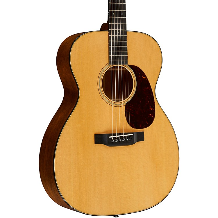 Martin Retro Series 000-18E Acoustic-Electric Guitar