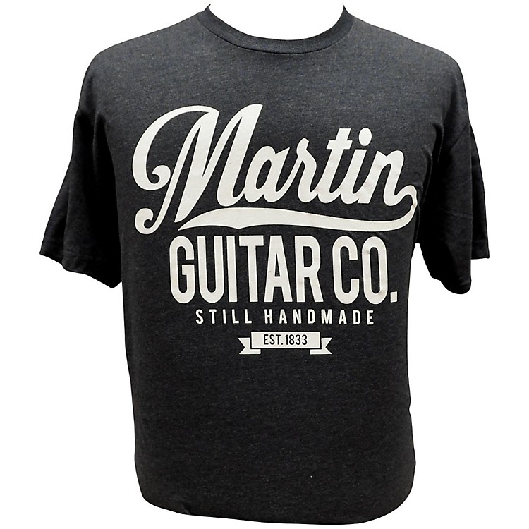 Martin Retro T-Shirt Medium Midnight Navy