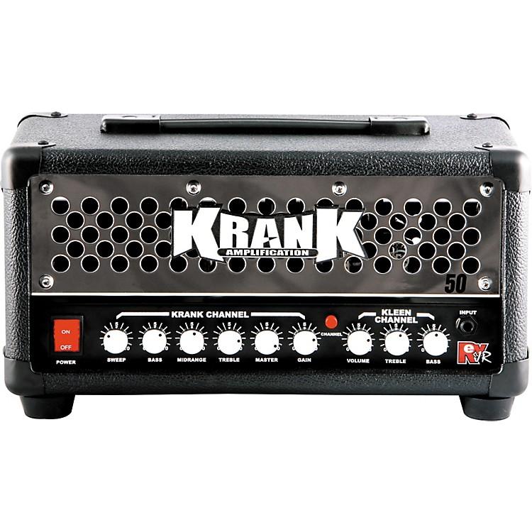 KrankRev Jr Pro 50W Tube Guitar Amp Head