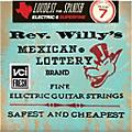 Reverend Willy's Electric Guitar String Set - Extra Light
