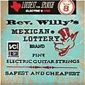 Reverend Willy's Electric Guitar String Set - Light