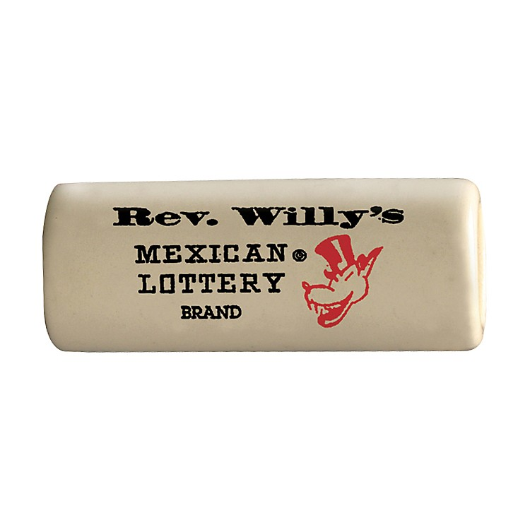 Dunlop Reverend Willy's Mo-Jo Porcelain Guitar Slide