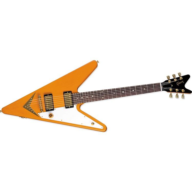 gibson reverse flying v electric guitar music123. Black Bedroom Furniture Sets. Home Design Ideas