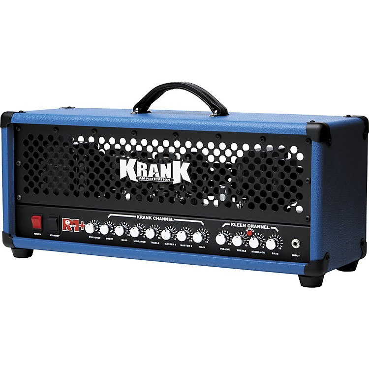 KrankRevolution REP 120W Tube Guitar Amp Head