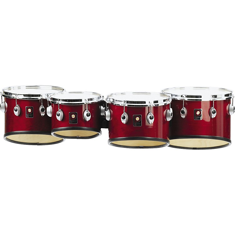 Premier Revolution Series Multi Toms Quad Tenor Set 8 10 12 14