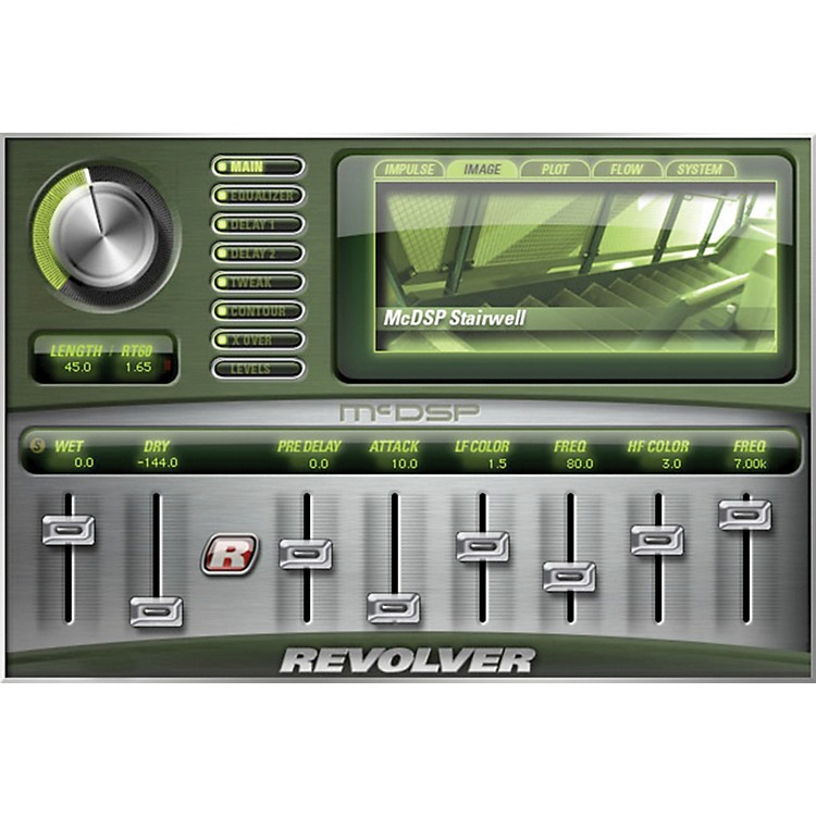 McDSP Revolver Native v5 Software Download