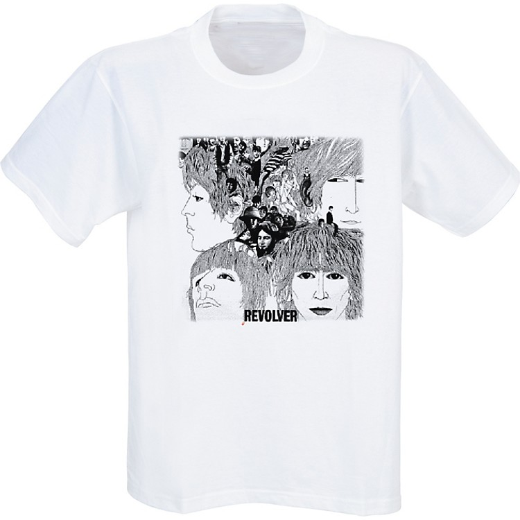 FEA Merchandising Revolver T-Shirt White Medium
