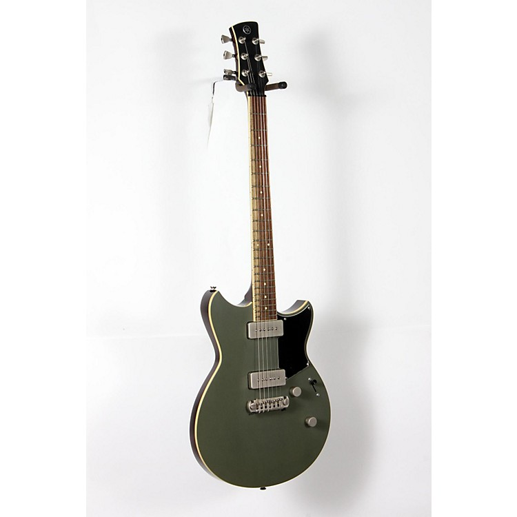 Yamaha Revstar RS502 Electric Guitar Billet Green 888365917603