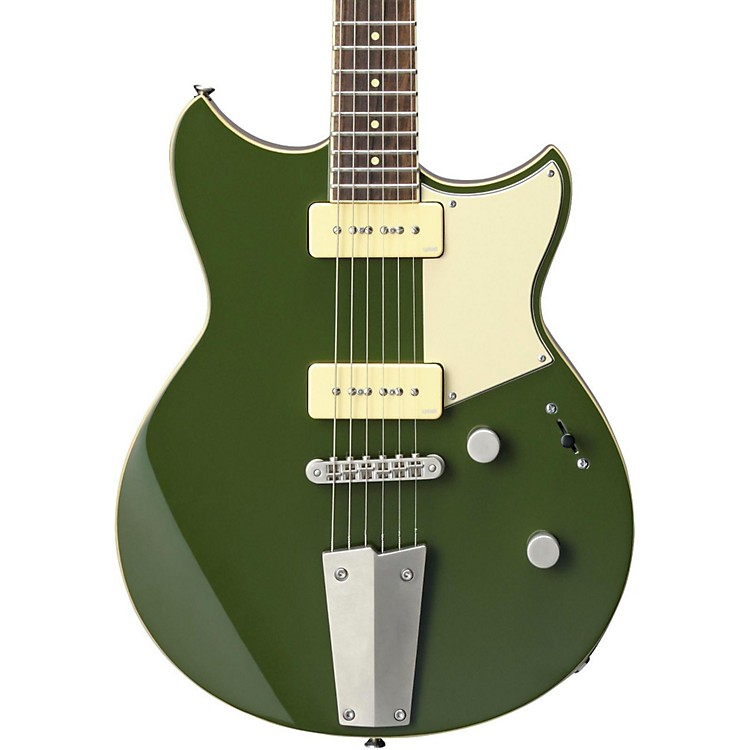 YamahaRevstar RS502T Electric GuitarBowden Green