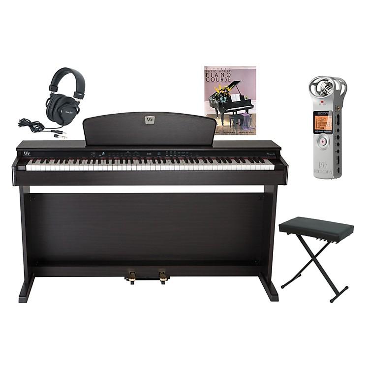 WilliamsRhapsody Digital Piano Package