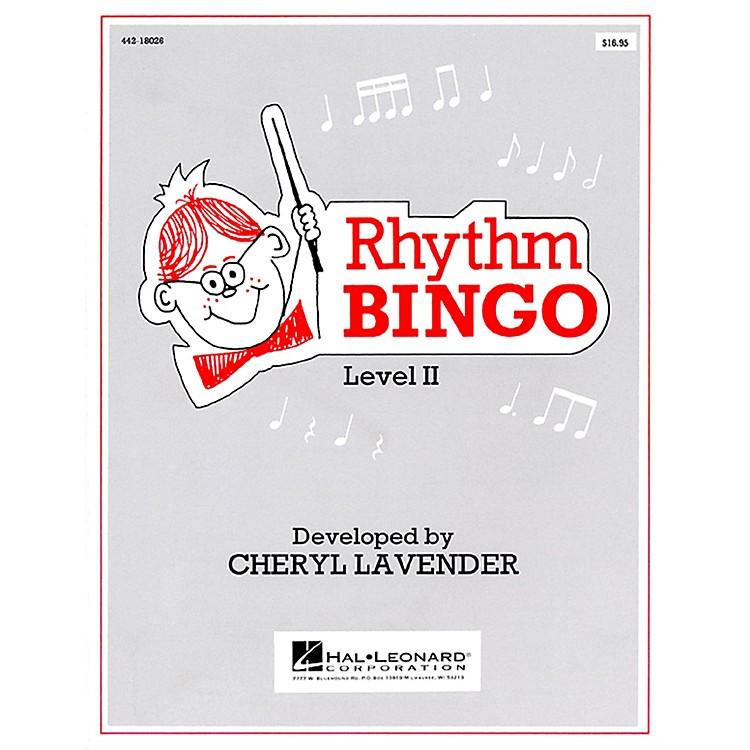 Hal LeonardRhythm Bingo Level 2