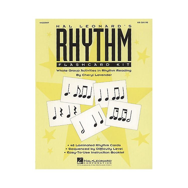 Hal LeonardRhythm Flashcard Kit