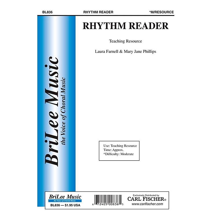 Carl FischerRhythm Reader