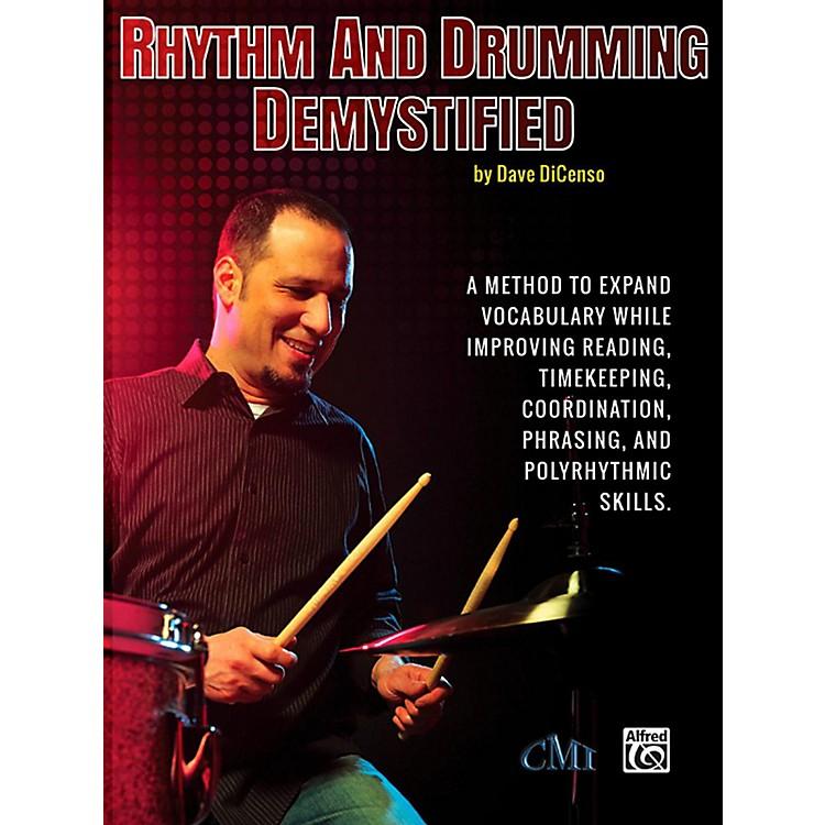 AlfredRhythm and Drumming Demystified Book
