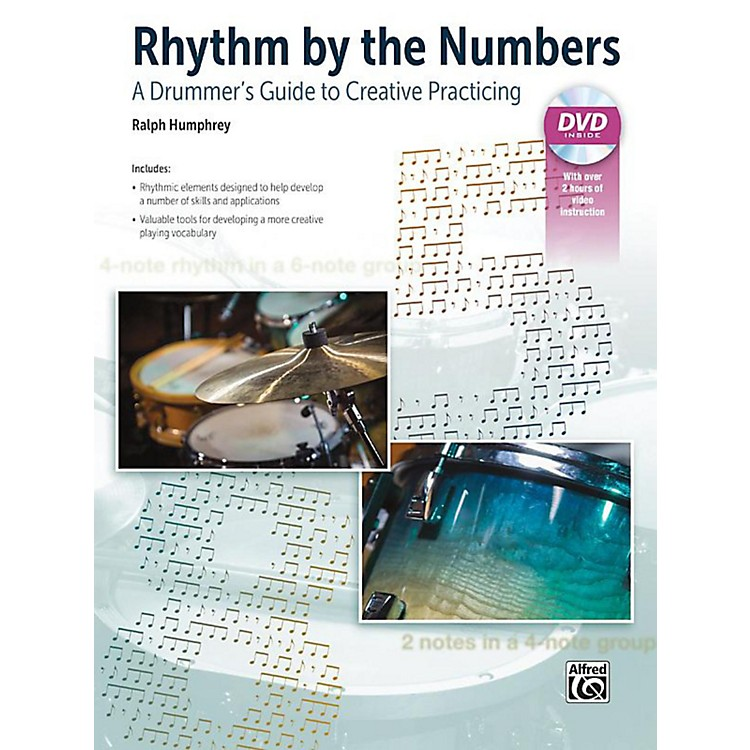 BELWINRhythm by the Numbers Book & DVD