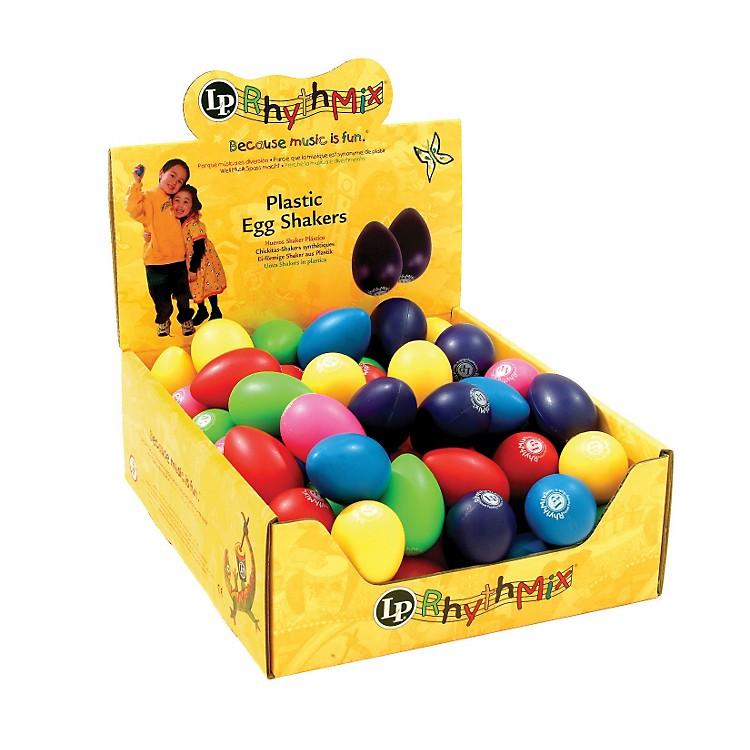 LPRhythmix Plastic Egg Shakers (48 Pack)