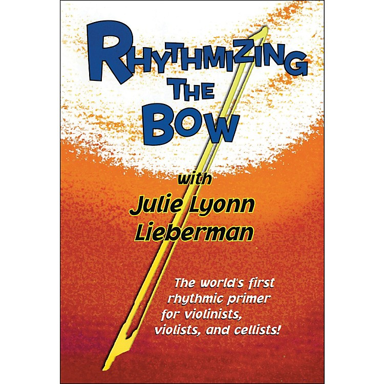 Hal Leonard Rhythmizing The Bow - 60 Minute Video (DVD)
