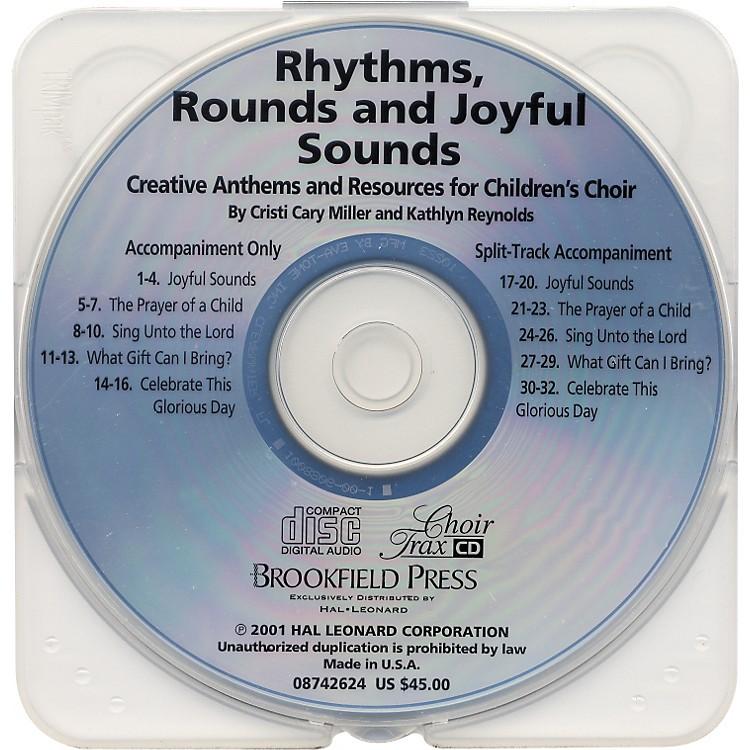 Hal LeonardRhythms, Rounds And Joyful SoundsChoirtrax CD