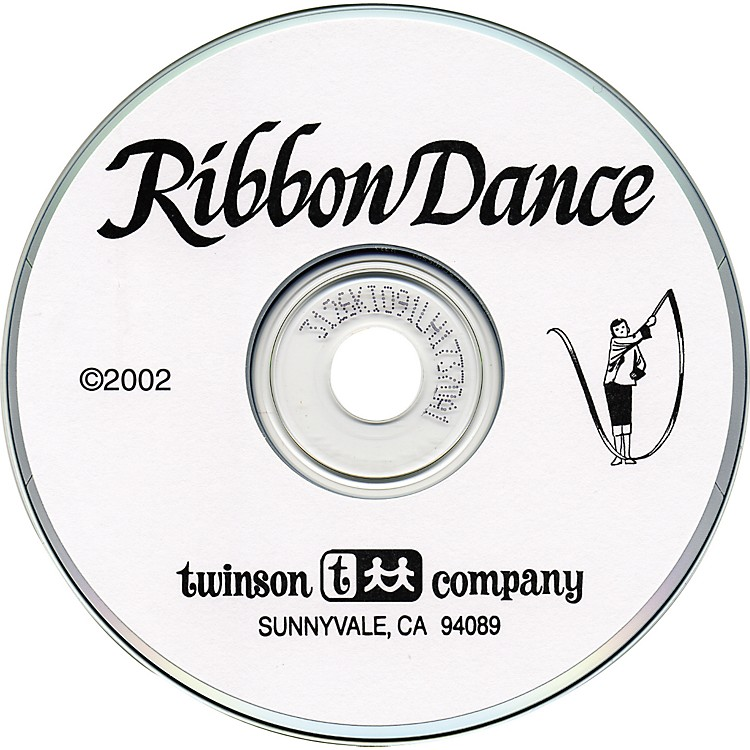TwinsonRibbon DanceCd