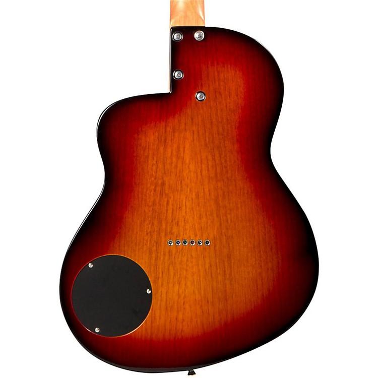 Michael KellyRick Turner S6 Acoustic-Electric GuitarSunburst