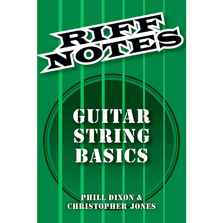 Hal LeonardRiff Notes - Guitar String Basics