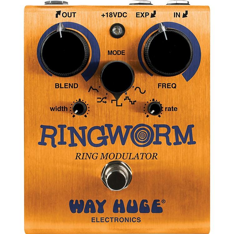 Way Huge ElectronicsRing Worm Ring Modulator Guitar Effects Pedal