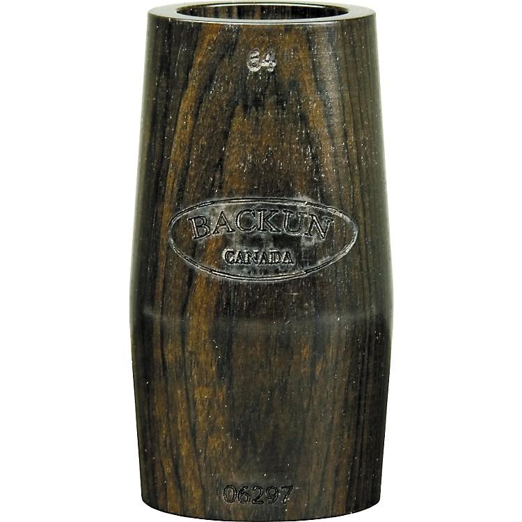 Morrie BackunRingless Grenadilla Clarinet Barrel