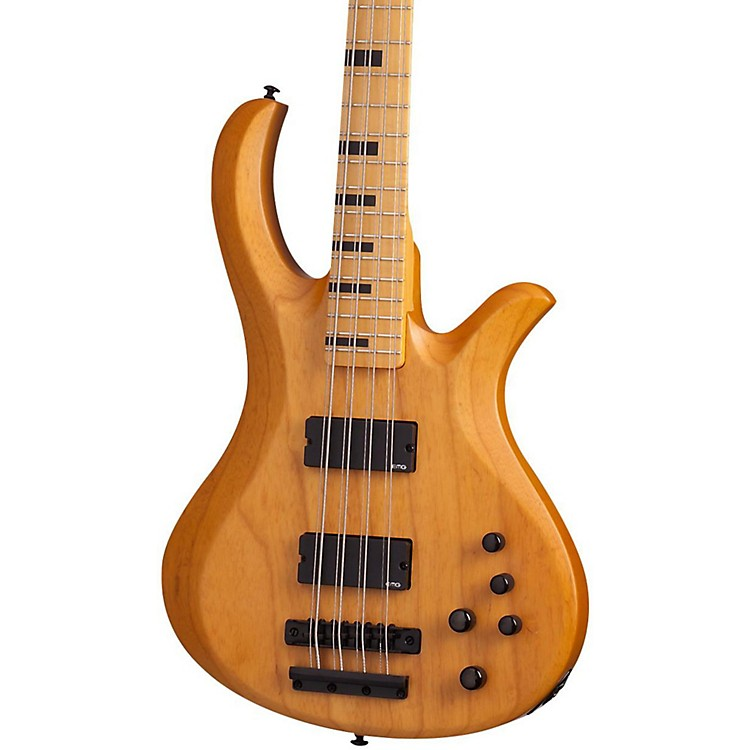 Schecter Guitar ResearchRiot-8 Session 8-String Electric BassSatin Aged Natural