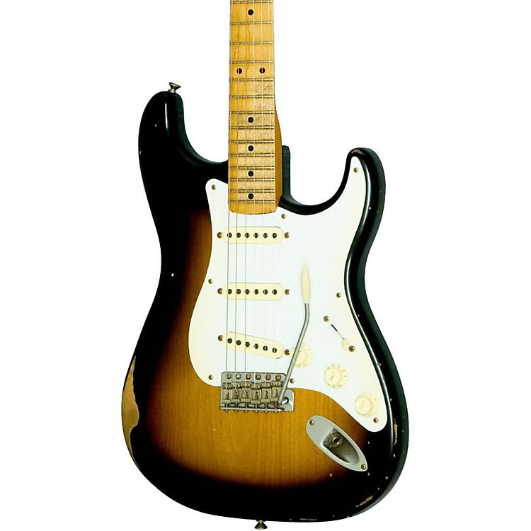 FenderRoad Worn '50s Stratocaster Electric Guitar2-Color Sunburst