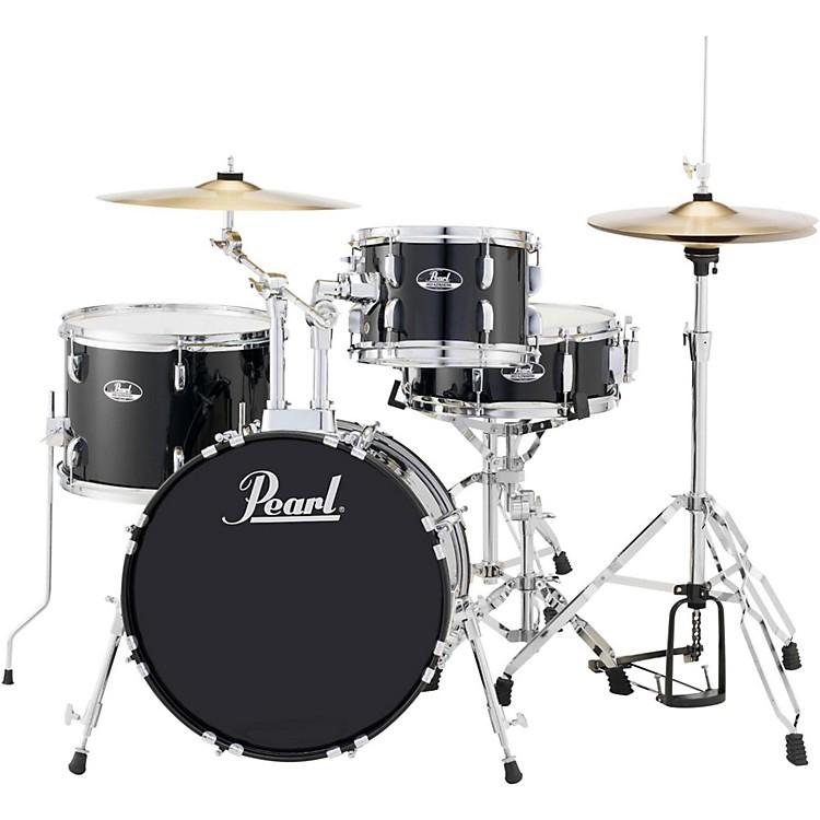 PearlRoadshow 4-Piece Jazz Drum SetJet Black