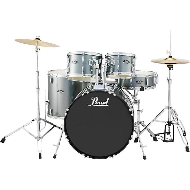 PearlRoadshow 5-Piece New Fusion Drum SetCharcoal Metallic